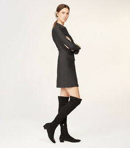 Tory Burch Suede Leather Boots Size 8 $625