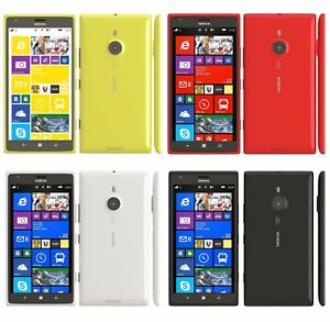New in Box Nokia Lumia 1520 1632GB AT&T Unlocked Smartphone Windows Phone