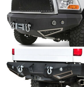 Smittybilt Package Deal!15-17 Ford F150 M1 TRUCK BUMPERS FRONTREAR BEST PRICE!