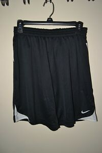 Children's Black Nike Athletic Shorts – Fit Dry – Size XL