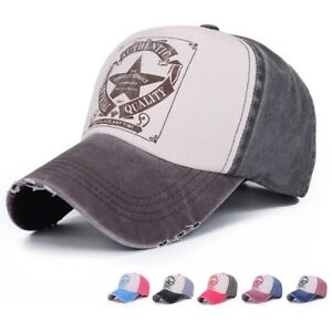 Men Women Letter Print Baseball Ball Cap Summer Outdoor Sports Hats Sun Hat
