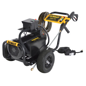 DeWalt Professional 3000 PSI (Electric - Cold Water) Pressure Washer w Gener...