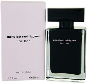 Narciso Rodriguez Eau De Toilette Spray For Women 1.6 oz (Pack of 8)