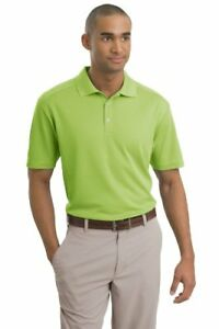 Nike Golf - Dri-FIT Classic Sport Shirt Vivid Green