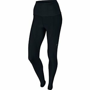 Nike Womens Zoned Sculpt Dri-Fit Textured Athletic Leggings