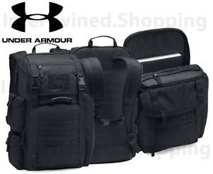 Under Armour Men's 1278438 UA Tactical Day Durable Storm Black Backpack