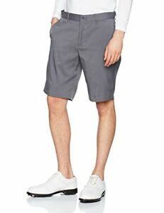 Nike 2017 Flat Front Mens Golf Shorts (Wolf Grey 28)