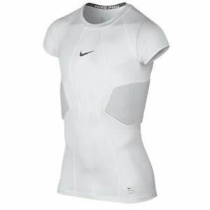 Nike Pro Combat Hyperstrong Fitted 2 Pad Padded Football Shirt