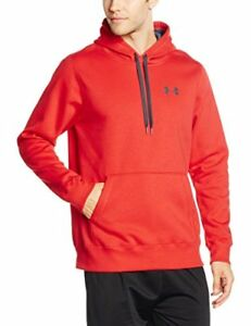Under Armour Storm Rival Cotton Hoodie - SS17 -  - Red