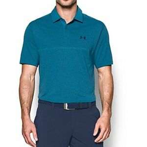 Under Armour Men's Tour Jacquard Polo
