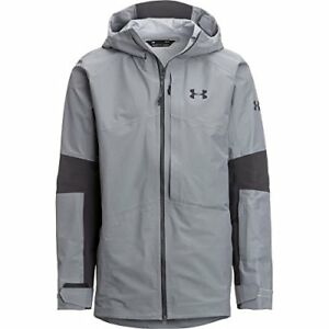 Under Armour Men's Storm BL Chugach GTX Jacket SteelRed