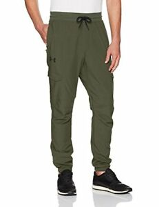 Under Armour Men's WG Cargo Pants Downtown GreenBlack Small
