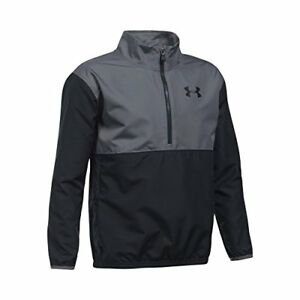 Under Armour Boys' Train To Game Jacket BlackGraphite Youth X-Small