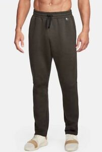 NEW $60 UNDER ARMOUR Mens Unstoppable Knit Sweatpants Pants Brown 1317909 994