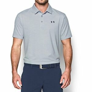Under Armour Men's Playoff Polo Overcast GrayOvercast Gray Small