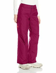 Under Armour Women's ColdGear Infrared Chutes Insulated Pants Black CurrantRa