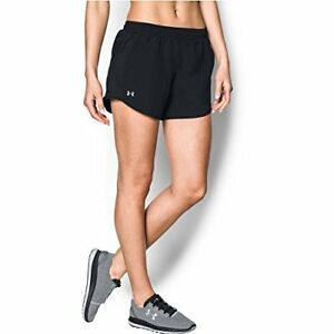 Under Armour Women's Fly-By Shorts BlackBlack X-Small