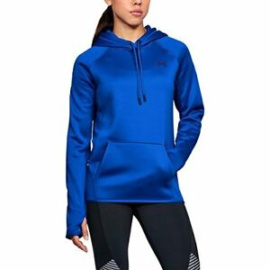 Under Armour Womens Armour Fleece Hoodie-Solid