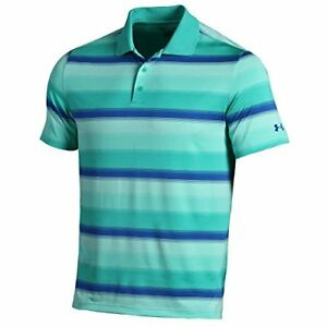 Under Armour Elevated Heather Polo Golf Shirt Mens New Choose ColorSize