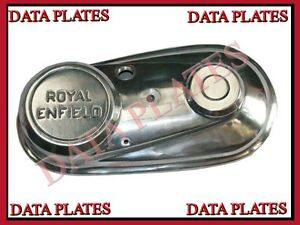 NEW ROYAL ENFIELD BULLET OUTER CHAIN CASE COVER FOR 4 SPEED MODELS