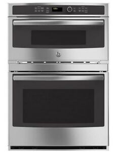 GE Profile 30in Electric Built In Combo Microwave/Oven - PT7800SHSS