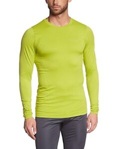 FALKE Competition - Women's 2nd-Layer Seamless Long-Sleeved Running Shirt wit...