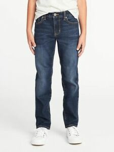 Old Navy boys Karate jeans in 3 different washes $30 price tag new with tags $9.95