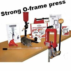 Lee Precision Anniversary Challenger Kit II Strong O-frame press