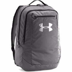 Under Armour Hustle Ldwr Mens Rucksack - Steel Petrol Blue One Size