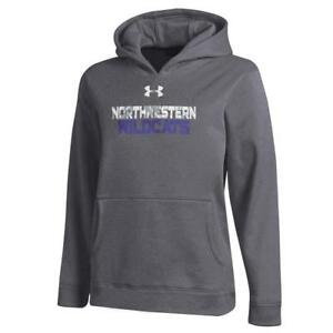 Boy's Under Armour Northwestern University Performance Hoodie
