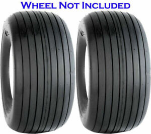 Transmaster Rib Tubeless S317 Lawn and Garden Tire 4ply 11x4.00 5 Pack of 2 $30.95