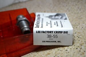 Lee Factory Crimp Die For 38-55 Winchester 40728 90853