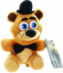 Large 8'' Super Mario Brothers Nintendo Bullet Bill Plush Toy Black New.Licensed