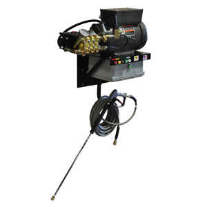 Cam Spray Professional 2000 PSI (Electric-Cold Water) Wall Mount Pressure Was...
