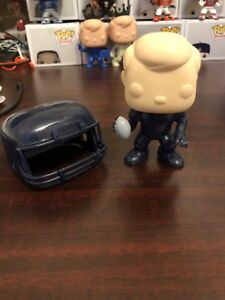 Rare Freddy Funko Football Prototype 124 Blue Shirt Freddy NFL Hard To Find Pop