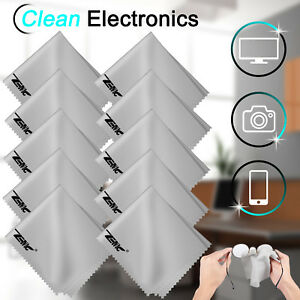 Premium Microfiber Cleaner Cleaning Soft Cloth for Camera Lens Glasses Screen