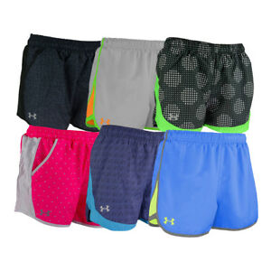 Under Armour Women's Running Shorts Mystery 3-Pack
