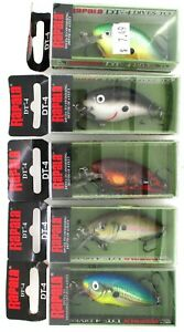 (5) Rapala Dives To DT-4 2