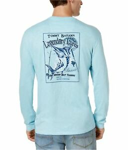 Tommy Bahama Mens Legend Lures Graphic T-Shirt gracefulsea 2XL
