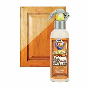 EZR Miracle Cleaner Instant Cabinet Restorer for Kitchens New 8oz