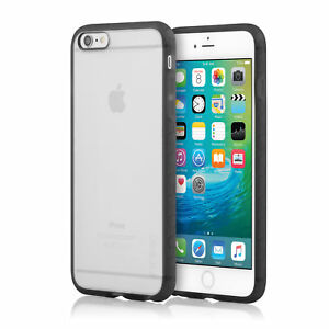 Incipio iPhone 6S6 Octane Shock Impact Absorbing Case Clear Black Bumper Cover