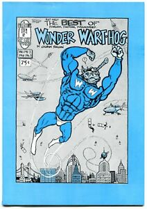 (NOT ONLY) THE BEST OF WONDER WART-HOG-GILBERT SHELTON VF