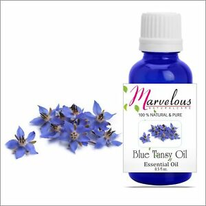 Blue Tansy Oil 100% Natural Pure Undiluted Essential Oil 5Ml To 1000Ml