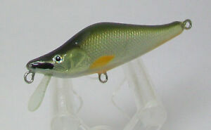 Honobono Salmon Minnow 55 S Sinking Wood Handmade Lure