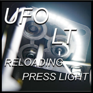 UFO LT Reloading Press Light for Lee Pro 1000 Classic Turret Breech Lock Pro