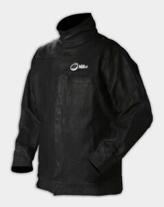 Miller Genuine Arc Armor Leather Welding Jacket - L XL2X