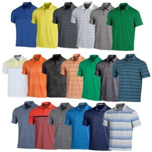 NEW Men's Under Armour Golf CLOSEOUT Polo Shirt - Choose Style Size