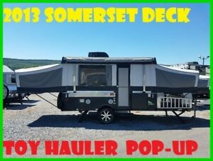 2013 Columbia Northwest Somerset Camping Trailers E3 Used