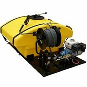 Cam Spray Professional 2500 PSI (Gas-Cold Water) Truck Mount Pressure Washer ...
