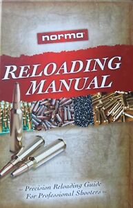 Reloading Manual Norma's Second Edition Reloading Manual 6640112